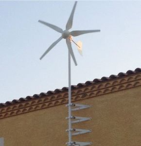 1kw 2kw 3kw Electric Generating Windmills for Sale pictures & photos