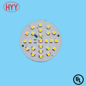 Printed Circuit Board Assembly PCB with LED Light Built (HYY-888)