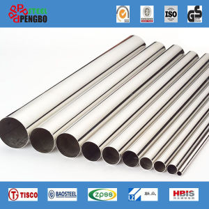 Stainless Steel Sanitary Welded Pipe pictures & photos