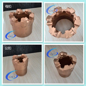 "3"" 76mm Core Drill Bit for Rock Drilling pictures & photos"