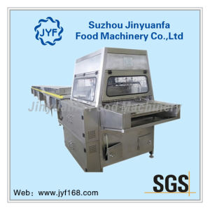 600 Chocolate Enrobing Machine pictures & photos