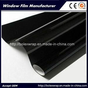 5% Black 1ply Car Window Film, Solar Window Film, Window Tint Film pictures & photos