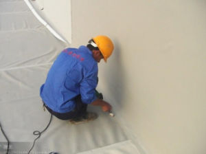 Single Ply Roof PVC Roofing and Waterproofing Membrane for Roofs, Basement, Tunnel pictures & photos