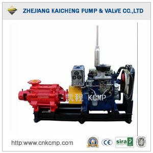 Horizontal Multistage Diesel Pump Equipment