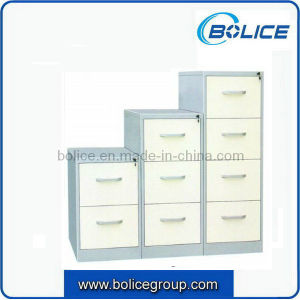4 Drawers Knocked Down Office File Cabinet for A4 Size Folder pictures & photos