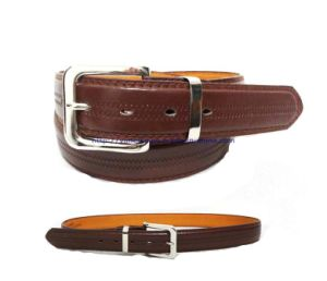 2014 Men′s Fashion PU Belts pictures & photos