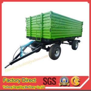 Agriculture Machine Lovol Tractor Trailed Farm Trailer pictures & photos