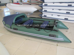 3.6m China Sport Boats, Leisure Boats, Rowing Boats, Tender Boats with CE Mark, Korean PVC Fabrics pictures & photos