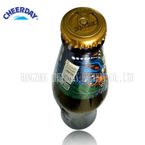 OEM Abv 3.7% 300ml Blue Bottle Wheat Beer pictures & photos