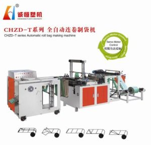 Automatic Roll Bag Making Machine pictures & photos