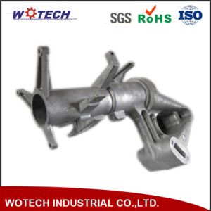 OEM Complex Alu Alloy Die Casting Spare Parts