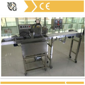 Mini Semi-Automatic Chocolate Enrobing Machine pictures & photos