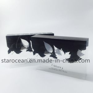 Cosmetic Plastic Packaging Folding Printing Boxes (PVC 009) pictures & photos