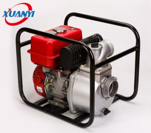 2 Inch Aluminum Alloy Centrifugal Gasoline Engine Water Pump for Farming pictures & photos