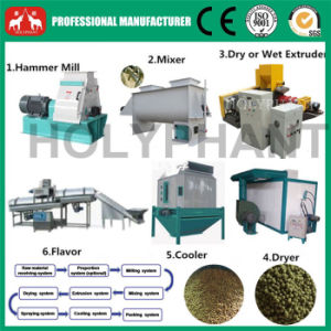 Full Automatic Fish Feed Processing Line pictures & photos