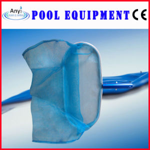 Swimming Pool Best Aluminium Frame Cleaning Equipment Deep Bag Rake (KF919-1)