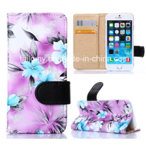 Newest Fashion Flower Phone Case Cover for Apple iPhone 6 pictures & photos