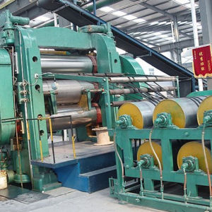 Conveyor Belt Making Calender Machine for Rubber Sheeting pictures & photos