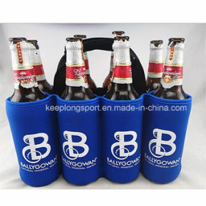 Insulated Customized Neoprene Beer Cooler Bag pictures & photos