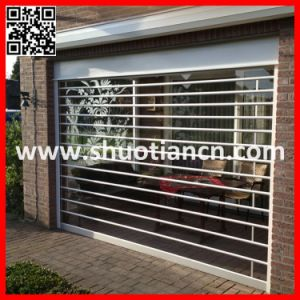 See Through Clear Vision Transparent Roller Shutter (ST-003) pictures & photos