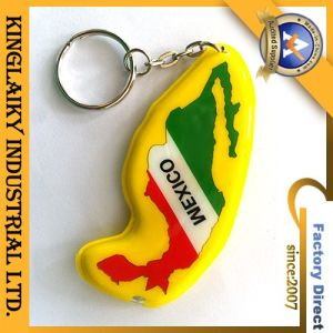 Promotional New Design Keychain Light with Customized Logo (KL-5) pictures & photos