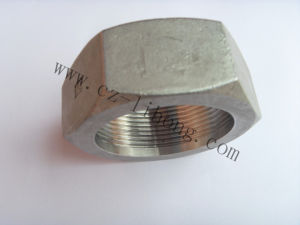 """2-1/2"""" Stainless Steel 316 DIN2999 Hex Nut pictures & photos"""
