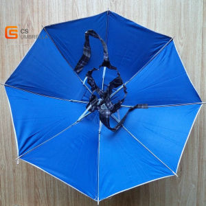 Conveninet Rain Protect 13inch Hat Umbrella (YS-S008A) pictures & photos