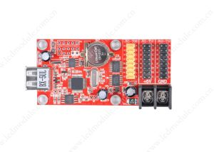 U-Disk LED Display Control Card /Bx-5UL (USB) pictures & photos