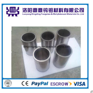 Factory Supply 99.95% Purity Tungsten Carbide Crucible for Glass Smelting pictures & photos