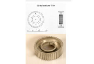 Synchronizer Hub for Automotive pictures & photos