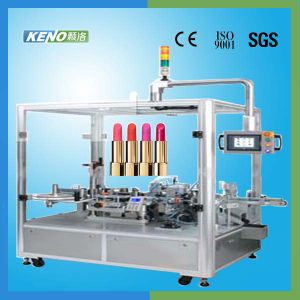 Low Price Keno-L228 Automatic Lip-Stick Labeling Machine pictures & photos