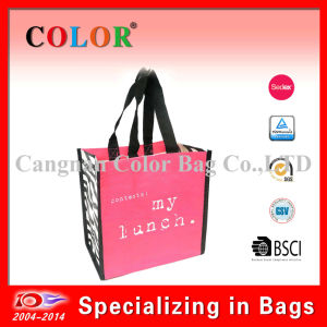 Eco Small Lunch Bag, PP Woven Tote Bag