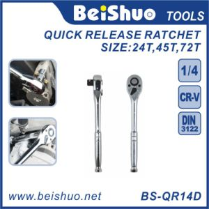 Polished Combination Universal Standard Quick Release Ratchet pictures & photos