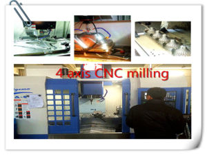 Brass Bushing-CNC Machining Parts with ISO 9001 Quality Level pictures & photos