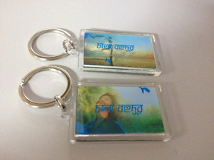 3D Lenticular Keychain for Souvenir Gift pictures & photos