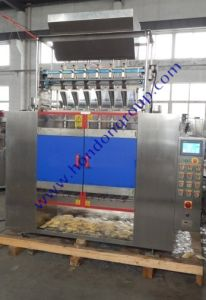 Multi Lane 3 Side Seal Salt Packing Machine pictures & photos