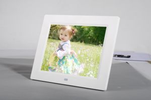 8 Inch Digital Photo Frame with 800*600 Resolution