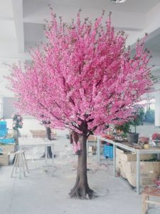 High Quality Artificial Plants of Peach Tree pictures & photos