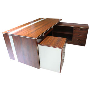 Wood Modern Design Office Furniture Office Desk pictures & photos