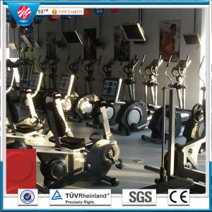 Gym Rubber Mat/Gym Rubber Tile/Gymnasium Flooring pictures & photos