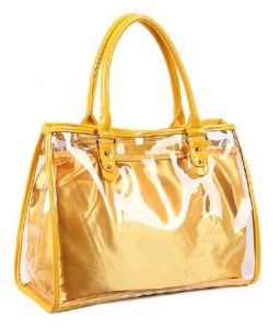 Clear PVC Ladies Handbag (Ls8065) pictures & photos