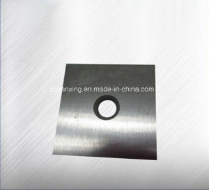 Tungsten Carbide Blade for Cutter pictures & photos
