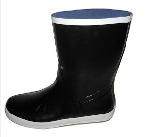 Anti-Skidding Marine Rubber Boots pictures & photos