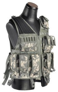 Desert Camouflage Tactical Vest for Military or Police pictures & photos