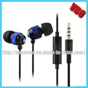 Deep Bass Metal Stereo Headset Headphone Earphone (10A21) pictures & photos