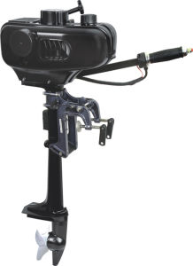 Water Cooling Outboard Motor (XW4W) pictures & photos