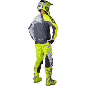 Gray Custom Mx Jerseys/Pants Motocross Suit Motorcycle Clothing (AGS02) pictures & photos