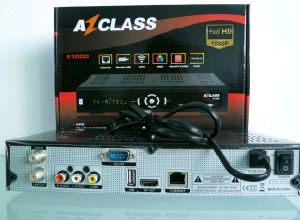 Azclass DVB-S2 HD Receiver (S1000)