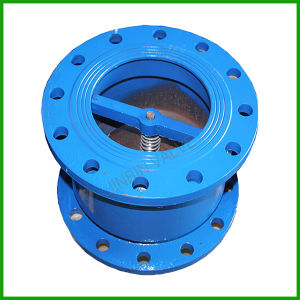 Energy Saving Silence Check Valve-Non Return Silence Valve pictures & photos