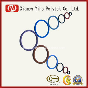 Custom Standard Non Standard Silicone O Rings Manufacturer pictures & photos